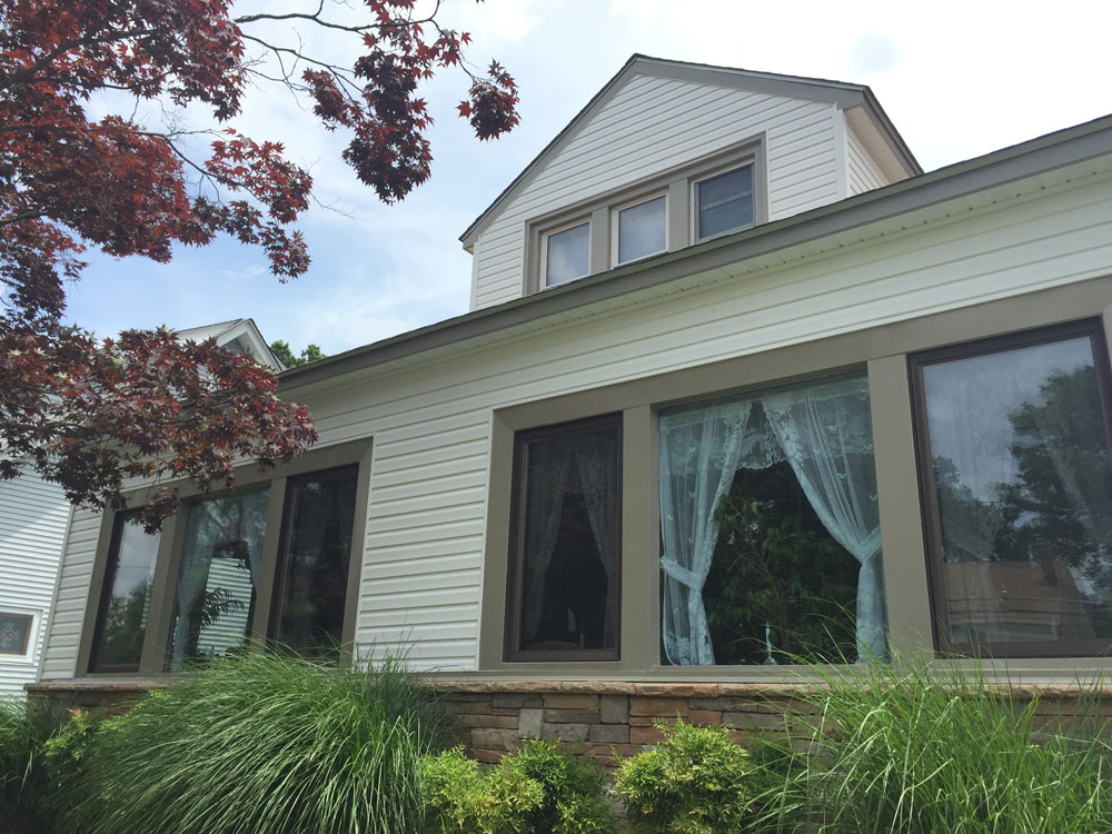 Vinyl Siding Installation In South Jersey Home