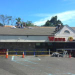 Commercial Roof Replacement at Wawa in New Jersey